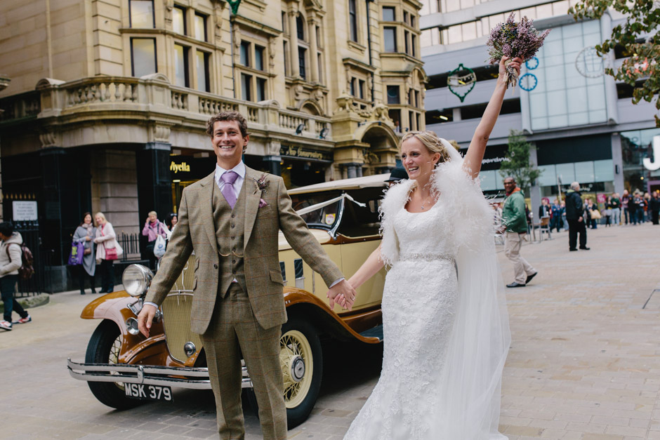 Leeds Club Wedding Photography