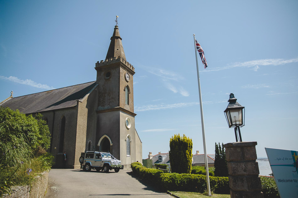 Gouray Church, Jersey, Channel Islands