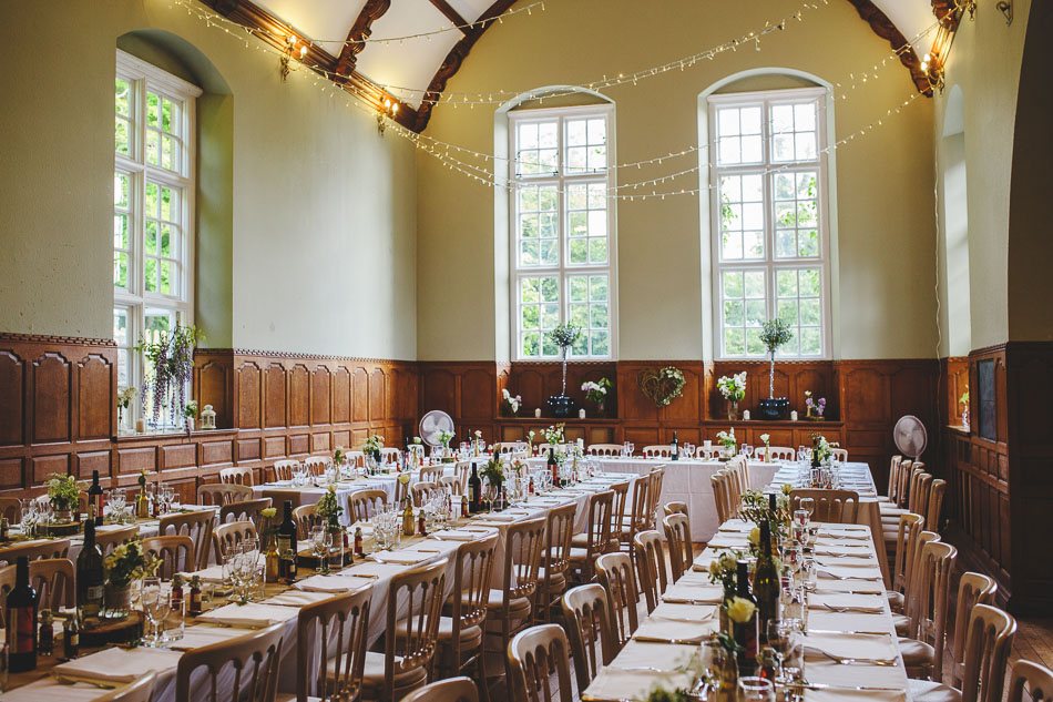 Barley Wood House Hall