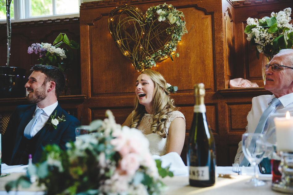 Barley Wood Wedding Photography Speeches