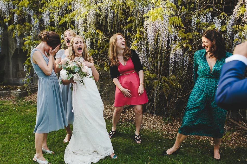 Barley Wood Wedding Photography