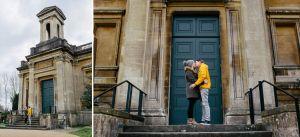 Arnos Vale Engagement Photos