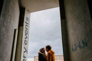 Bristol Paintworks Engagement Photos