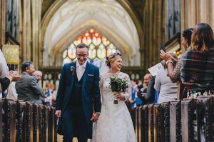 st mary redcliffe bristol wedding photo