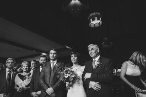 Battle Axes Wedding Ceremony