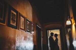 Battle Axes Wedding Portrait