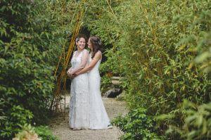 Matara centre portrait of brides