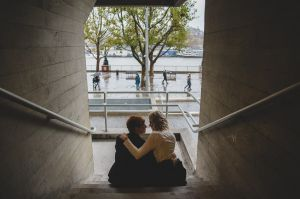London engagement photography southbank