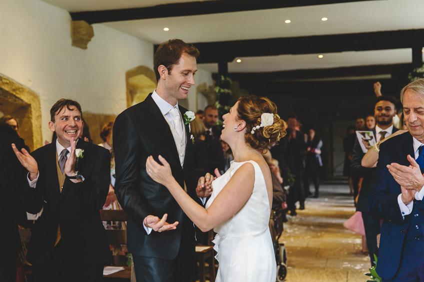 Brympton House Wedding Photo