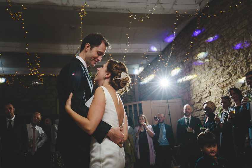Brympton House Wedding First Dance