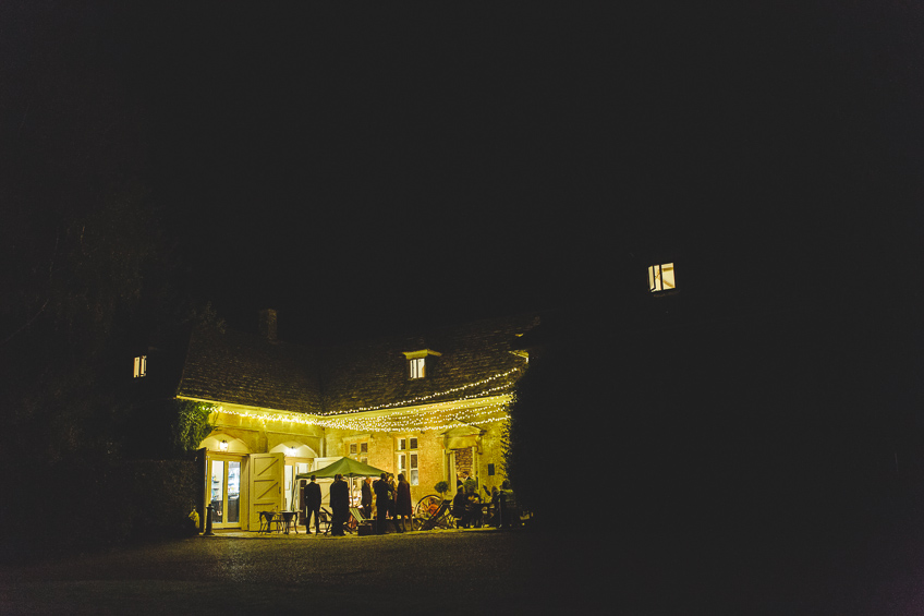 Brympton House Wedding The Stables