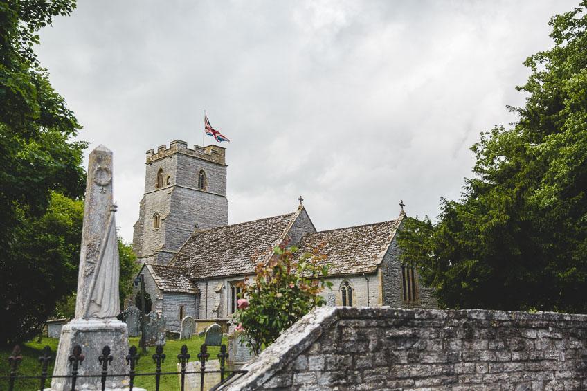 Babcary Church Somerset