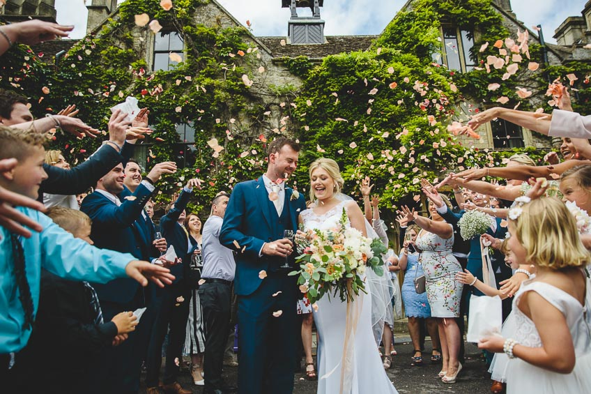 Manor House Wedding Photography Castle Combe