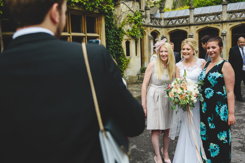 The Manor House Wedding Reception Castle Combe