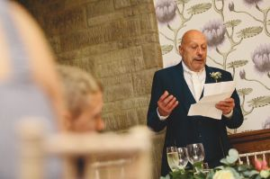 The Manor House Wedding Speeches Castle Combe