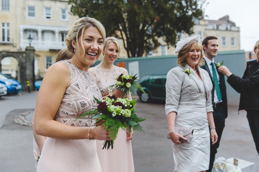 St Georges Hall Wedding Bristol