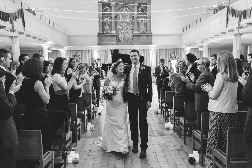 St Georges Hall Wedding Photography Bristol