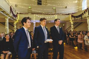 St Georges Hall Wedding Bristol