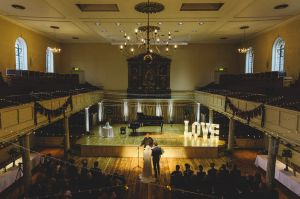 St Georges Hall Wedding Photography Bristol