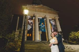St Georges Hall Bristol Wedding Photography