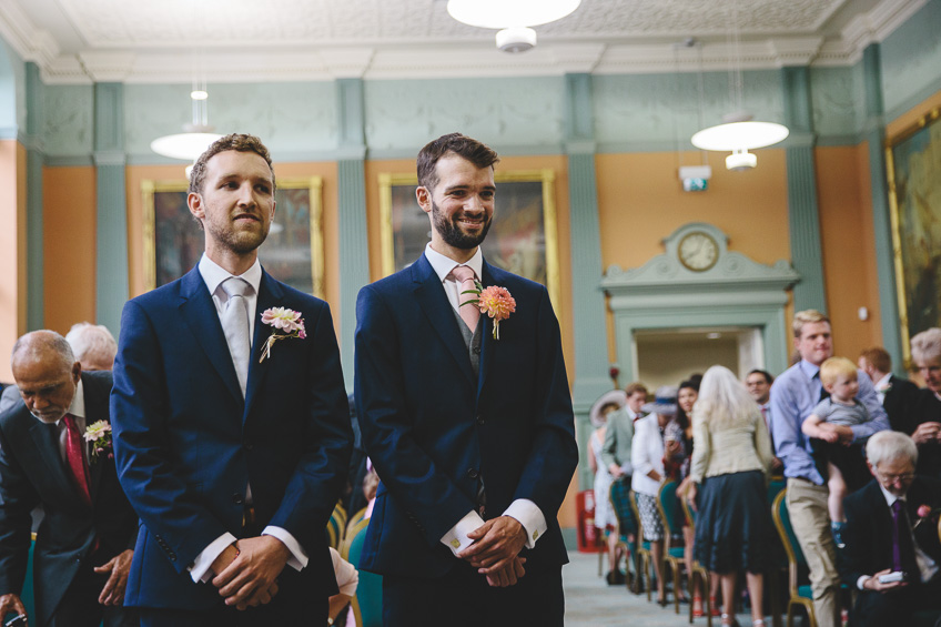 Grand Council Chamber Wedding Bristol