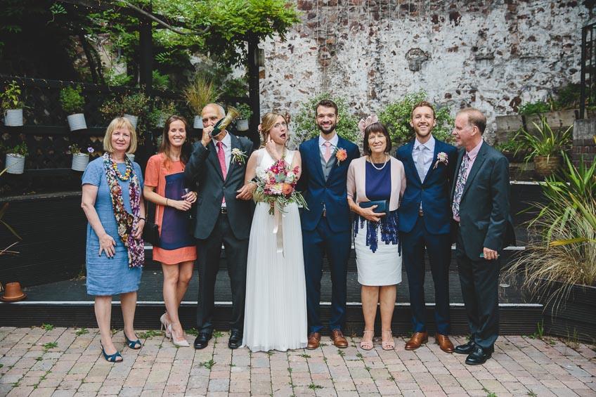 Folk House Wedding Photography Bristol