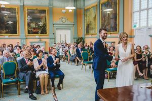 Bristol Registry Office Wedding Corn Street