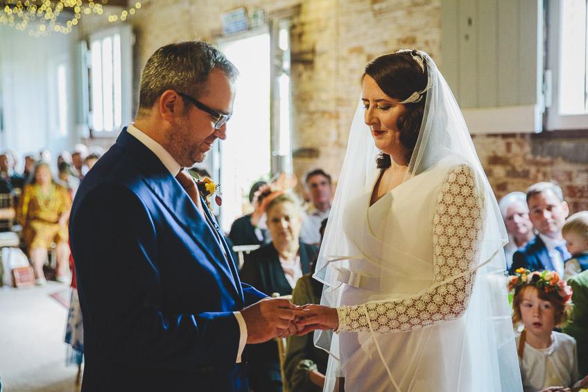 Cadhay Wedding Ceremony