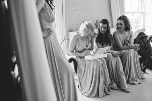 Pennard House Winter Wedding