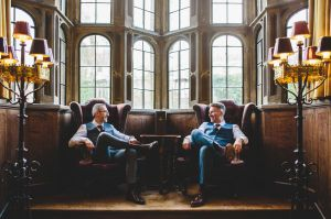 Thornbury Castle Wedding Photography