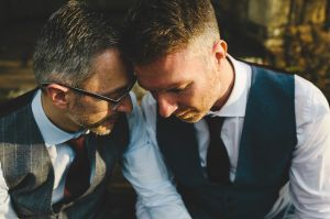 Bristol Gay Wedding Photographer