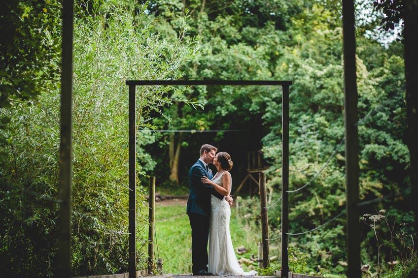Longhouse Wedding