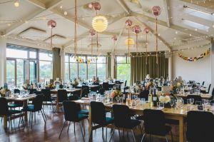 Longhouse Bruton Wedding