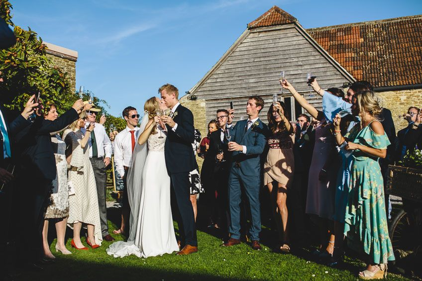 Court Farm Standerwick Wedding Photography