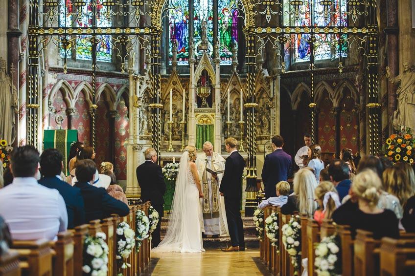 St John the Evangelist Church Wedding Bath