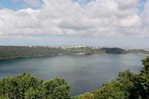 lake albano Rome