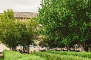 villa palazzola grounds